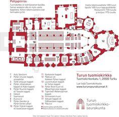 Kuvahaun tulos haulle turun tuomiokirkko piirustukset Periodic Table, Diagram, Classroom, Periotic Table, Periodic Table Chart