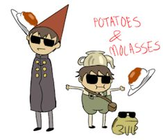gif My art greg over the garden wall wirt otgw i actually went out of my