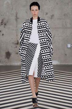 #Edun mix imprimé printemps été 2014 -  Fashion Week de New York