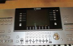Yamaha Tyros 5 76 Tasti stand e sistema di altoparlanti