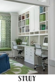 Modern Home Office Design Ideas. Therefore, the requirement for house offices.Whether you are planning on including a home office or renovating an old space into one, here are some brilliant home office design ideas to help you get going. Home Office Space, Home Office Design, Home Office Decor, Office Furniture, Home Decor, Office Designs, Office Ideas, Closet Office, Desk Office