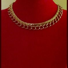 Vintage circa 1950's costume jewelry necklace Beautiful quality vintage necklace. CANNOT possibly know the price but mom had high end costume jewelry and those days it was beyond the quality of today. So I will put guess the original price today for this type.  CLEARANCE. ????? Jewelry Necklaces