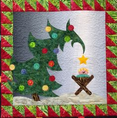 Sew'n Wild Oaks Quilting Blog: Christmas Morning Delight