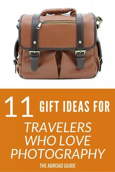 11 gifts ideas for travelers who love photography - travel lovers who always take photos while theyre traveling will want these unique photography gifts and Photography Gifts, Photography Courses, Photography Tutorials, Photography Photos, Travel Pictures, Travel Photos, Advanced Photography, Travel Themes, Travel Destinations