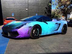 Galaxy Lamborghini ~Taylor Caniff~