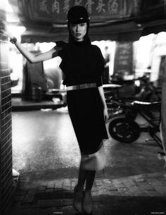 Yifan Fan Wang by Andrew Akimov