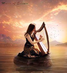 ...Music of Silence... by EsotericIllusion.deviantart.com on @DeviantArt