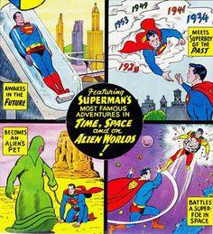 Pulp Fiction Book, Dc Comic Books, Dc Universe, Superman, Dc Comics, The Past, Fan, Adventure, Pets