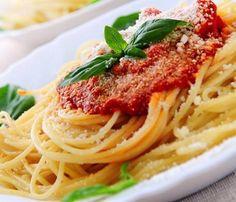 Spagueti a la boloñesa