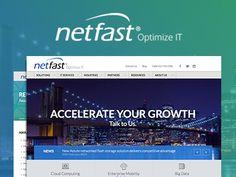 http://evoint.com/project_netfast.php Portfolio 2014