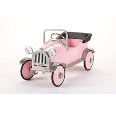 carro infantil rosa airflow collectibles princess pedal car