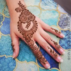 Most requested design for Eid. Please tag the original artist of the design if you know it . Searching for henna art or Mehndi ankle then Click Visit link above for more details Easy Mehndi Designs, Latest Mehndi Designs, Bridal Mehndi Designs, Back Hand Mehndi Designs, Mehndi Designs For Girls, Mehndi Designs For Beginners, Mehndi Design Photos, Mehndi Designs For Fingers, Dulhan Mehndi Designs