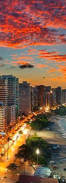 Fortaleza Brazil ~ Breathtaking!