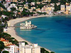Spiaggia di Mondello - Palermo - Sicilia