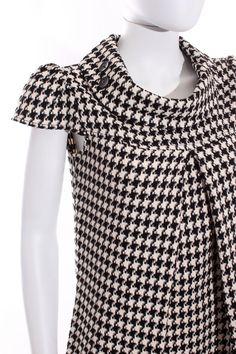 Vestido Mujer - Amisu pata de gallo segunda mano ropa barata talla 38 m vista 4