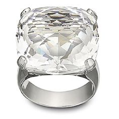 One of my favorite Swarovski rings!