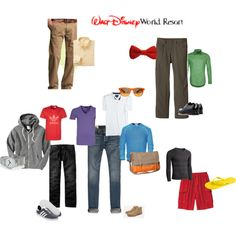 What to pack for a week of #disneybound #menswear at #disney . #marypoppins #aladdin #LadyAndTheTramp #peterpan #mickeymouse #minniemouse #BeautyandtheBeast #Jasmin #Florida #WDW