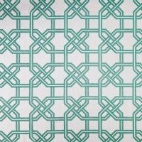 Technically it's octagons, but whatever...  Jade Byblos by Caitlin Wilson Textiles