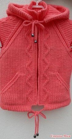 Ideas Crochet Sweater Boy Girls For 2019 Knitting For Kids, Baby Knitting Patterns, Baby Patterns, Crochet Patterns, Knitted Baby Cardigan, Crochet Jacket, Crochet Baby, Knit Crochet, Boys Sweaters