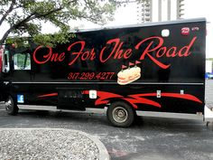 One For The Road Food Truck.