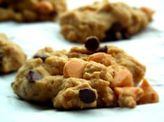 These are a very easy cookie and dont take a lot of time either. Perfect for if you LOVE peanut butter and chocolate-they have great taste!
