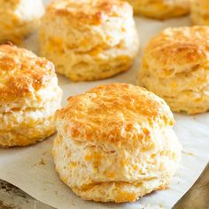 Cayenne and Cheddar Cheese Scones Warm, buttery cheddar cheese scones with a kick of cayenne. The perfect side for any soup or salad.