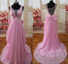 Lovely pink wedding dress - My wedding ideas
