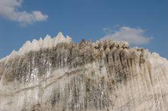 The Salt Mountain / Muntele de Sare, Slănic Prahova - Romania What A Wonderful World, Beautiful World, Beautiful Places, Romania Facts, Places Worth Visiting, Tourist Places, Wonders Of The World, Places To See, Around The Worlds
