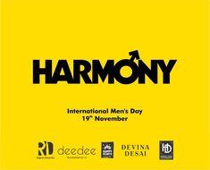 Harmony Multimedia wishes all men a happy International Mens Day! #HarmonyMultimedia #InternationalMensDay #MensDay #MensDay19Nov #InternationalMensDay2020