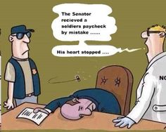 A Soldiers Paycheck