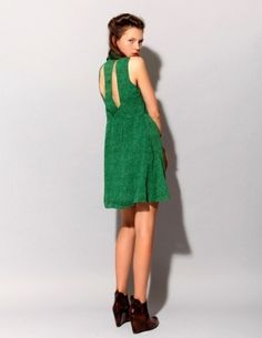 Green shirt dress [Ver1002] - $70 : Pixie Market, Fashion-Super-Market - StyleSays