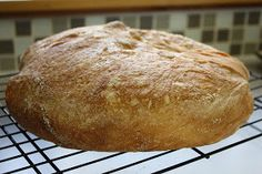 Frugal by Choice, Cheap by Necessity: Stressed out about homemade bread? There is no knead to worry!
