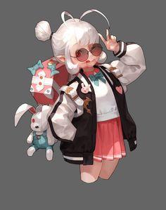 Character Concept, Character Art, Concept Art, Pretty Art, Cute Art, Character Illustration, Illustration Art, 5 Anime, Digital Painting Tutorials