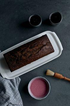 Mulled Wine Chocolate Cake - Kitchen Hoopla