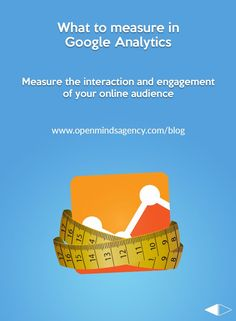 Wondering what to measure in Google Analytics? Using the 'Real-Time' tab, 'Audience' tab and 'Behavior' tab in Google Analytics, you can measure the interactions and engagement of your online audience Read our blog to learn more: [Click on Image] #omagency #analytics #google #digitalmarketing