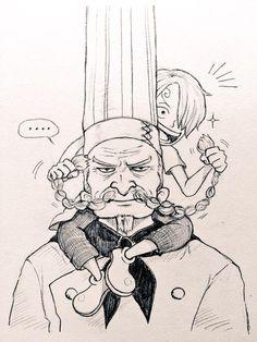One Piece, Sanji, Zeff