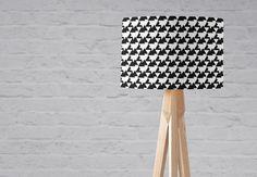 Monochrome lampshade, Monochrome nursery, Black and white lampshade, geometric lampshade, Modern lampshade, Black and white decor, Lampshade by ShadowbrightLamps on Etsy https://www.etsy.com/uk/listing/591654608/monochrome-lampshade-monochrome-nursery
