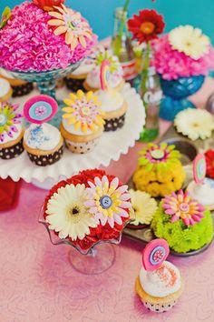 Kara's Party Ideas 1950s Happy Housewife Bridal Shower | Kara's Party Ideas