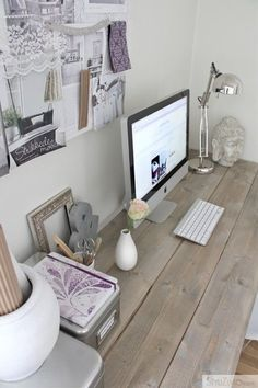 perfect office/craft room