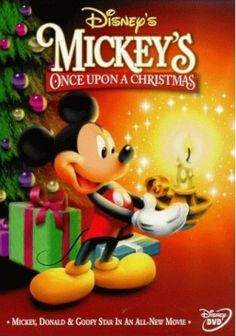Mickey's Once Upon A Christmas (Disney Gold Classic Collection) Walt Disney Studios Home Entertainment Animated Christmas Movies, Disney Christmas Movies, Classic Christmas Movies, Mickey Christmas, Christmas Shows, Christmas Fun, Holiday Movies, Christmas Poster, Christmas Carol