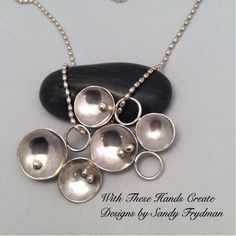 Wear It Four Ways Statement Necklace by WithTheseHandsCreate