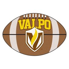 Valparaiso Crusaders NCAA Football Floor Mat (22x35)