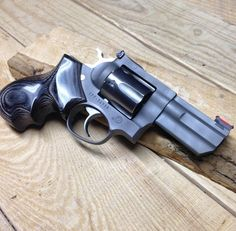 Revolver, GP100, guns, weapons, self defense, protection, 2nd amendment, America, firearms, munitions #guns #weapons