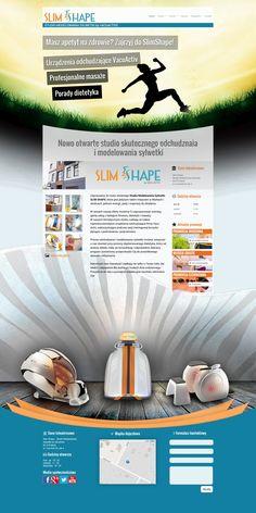 Slim Shape strona główna slide 3