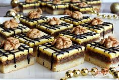 Nutcracker Christmas, Christmas Cookies, Short Pastry, Bulgur Salad, Eclairs, Baked Goods, Appetizer Recipes, Cheesecake, Food And Drink