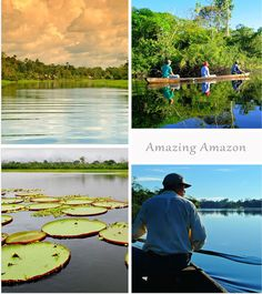 Luxury Cruise on the Amazon River in Peru - Canoe Tours!