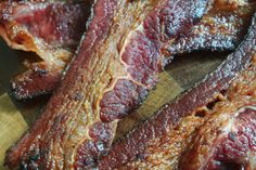 Make your own beef bacon (it's delicious!) - Jess Pryles
