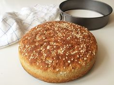 Savoury Baking, Bread Baking, Bread Recipes, Vegan Recipes, Foods With Gluten, Food Inspiration, Dairy Free, Good Food, Food And Drink