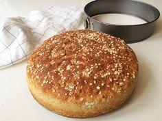 Glutenfritt havrebröd i form | Glutenfria godsaker Savoury Baking, Bread Baking, Bread Recipes, Vegan Recipes, Good Food, Yummy Food, Tasty, Foods With Gluten, Sourdough Bread