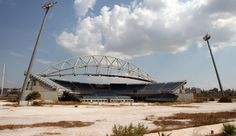 Photographs of Decaying Olympic Sites. Why are all these buildings are left to rot?